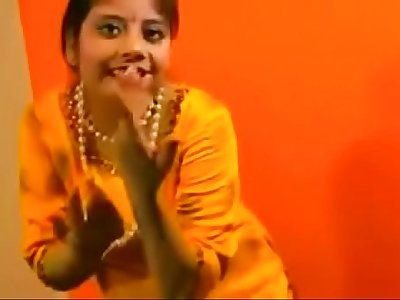 Desi Indian Wife Rupali Bhabhi Nude Tease