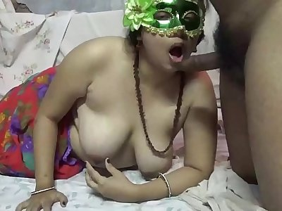 Neglected Indian Bengali Bhabhi Velamma Sensual Blowjob